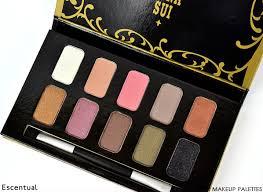 anna sui eye colour palette