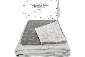 Weighted Blanket Pattern Magnificent Weighted Blanket Top 48 Best Weighted Blankets For Adults