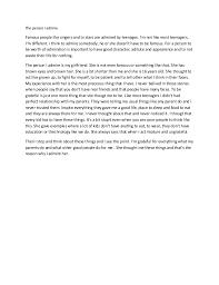 describe famous person essay essay service describe famous person essay