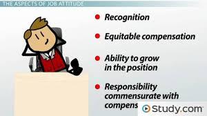major job attitudes satisfaction commitment engagement more major job attitudes satisfaction commitment engagement more video lesson transcript com