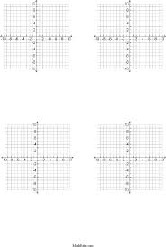 Numbered Graph Paper Template Numbered Graph Paper Download Free Premium Templates Forms 16