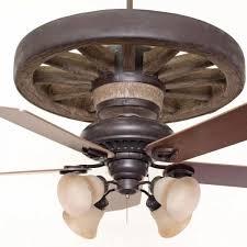 sandia wagon wheel ceiling fan
