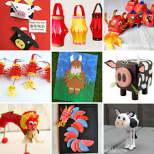 Quiet strength irradiates from the chinese zodiac sign of the ox. 16 Fun Chinese New Year Craft Ideas 2021 Year Of The Ox