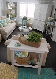 condo furniture ideas. more summer decor and a diy paint makeover condo furniture ideas