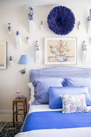 Blue and white bedroom ideas Accents Blue And White Bedrooms Ideas Nick Olsen Decorates With Color Blue Bedroomsgirls Master Bedroom Blue And Blue And White Bedrooms Ideas Urolclub Blue And White Bedrooms Ideas Green White Bedroom Ideas Blue And