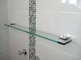 Small glass bathroom shelf Shelf Unit Bathroom Shower Shelf Ideas Long Glass Shower Shelve Hardware Throughout Shelves Ideas Bathroom Ideas Small Bathroom Shower Shelf Eaisitee Bathroom Shower Shelf Ideas Bathroom Shelves Over Toilet Shelf Ideas