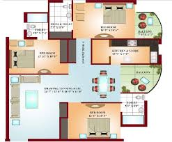 3 bedroom apartments plan. 2 Bedroom Apartment Floor Plans In India Design 3 Apartments Plan