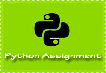 programming assignment help python assignment help