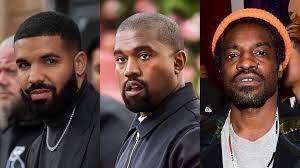Drake leaks Kanye West + André 3000 ...