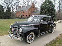 1941 Chevrolet Special Deluxe 4 Door Sport Sedan   Old Cars ...