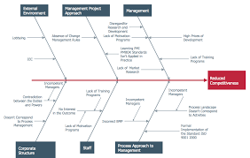 Ishikawa Diagram Professional Business Diagrams