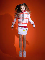 Ellecom Breaking Maddie Ziegler Will Be Ellecoms Fashion Week