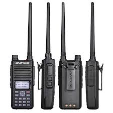 <b>Baofeng DM</b> 5R Dual Band DMR Digital <b>Walkie Talkie</b> Transceiver ...
