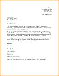 Medical School Admission Letter Cover For Appeal