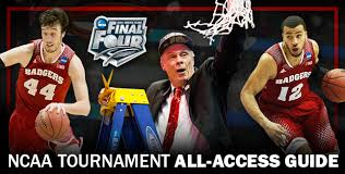 2016 ncaa tournament all access guide