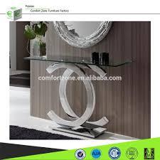 half table for hallway. Dn03 Modern Hallway Half Moon Glass Console Table - Buy Table,Glass Table,Half Product On Alibaba.com For Y
