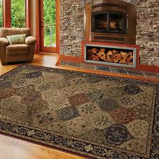 area rugs target impressive rectangle rug with traditional motive by the fireplace