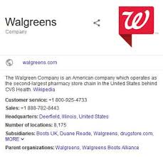 Walgreens Headquarters Corporate Office Phone Numbers And Address