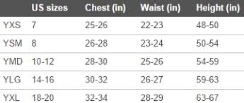 Under Armour Size Chart Canada Cheap Under Armour Size Chart Canada Buy Online Off46