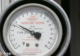 Speedy Moisture Tester Conversion Chart How To Use A Moisture Meter Properly Brick Tie Preservation