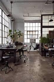 great space in a brooklyn ny loft the workspace of artist alina preciado i brooklyn industrial office
