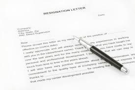 resignation letters sample resignation letter sample weeks notice  sample resign letter from job resignation letter resignation how to write resign letter from job