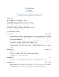 How To List Jobs On Resume How To List Jobs On Resume Resume For Study 1