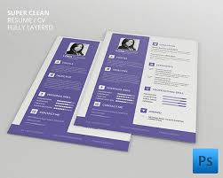 creative resume design templates free download creative resume template 81 free samples examples format