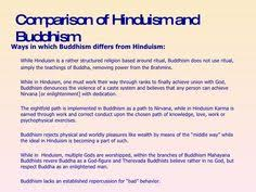 hinduism vs buddhism hinduism hinduism buddhism essay hinduism and buddhism similarities and differences essay
