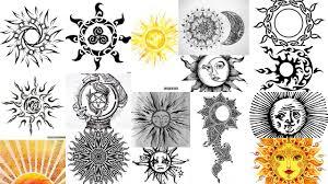 эскизы тату солнце клуб татуировки фото тату значения эскизы