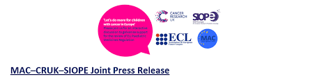 Mac Cruk Siope Joint Press Release Siope The European Society