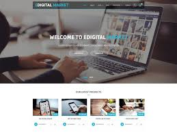 Theme Downloads Edigital Market Wordpress Org