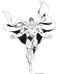 It's a bird, it's a plane… no, it's superman! Superman To Download For Free Superman Kids Coloring Pages