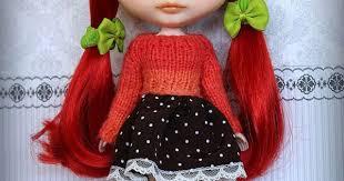 Custom <b>Blythe Doll</b> | <b>Blythe dolls</b>, Dolls and Etsy