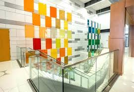 state university colored glass panels for doors panes minecraft recipe of the colors o beveled stained