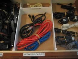 Organizing Cords