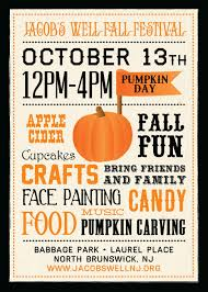 best images of printable fall festival flyer templates fall festival flyer template