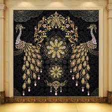 Beibehang Aangepaste Behang 3d Foto Muurschildering Luxe Europese