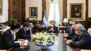 Alberto Fernández acordó estrechar vínculos con Japón   El Destape