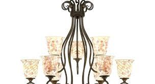 table top chandelier