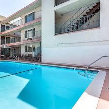 comfort inn santa monica west los angeles amenities pool