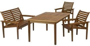 outdoor furniture crate and barrel. Patio Furniture Crate And Barrel 4 Piece Table Bench Arm Chairs Set Meridian Outdoor . I