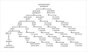 Examples Of Family Pedigree Charts Family Tree Tips Begin At The Beginning Renfrew