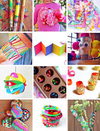 crafts crafts 80 easy creative projects for kids including activities art crafts science