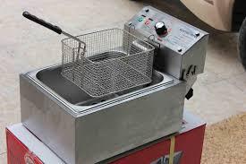 Bếp chiên gà rán bếp chiên dầu bếp chiên nhúng dùng điện gas tphcm giá rẻ -  An Phú Tân