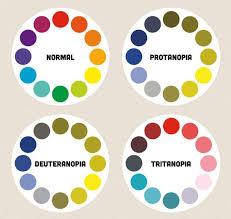 Color Blind Eye Diagram Wiring Diagrams
