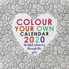 2020 calandars colour your own 2020 square calendar 2020 calendars at the works