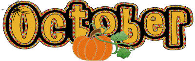 Image result for october clipart