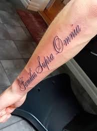 Familia Supra Omnia фото татуировок