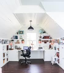 office craft room. Attic Craft Office Room